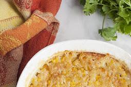 Old-Fashioned Creamed Corn Casserole