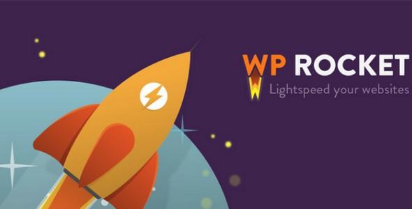WP Rocket v3.2 - Caching Plugin for WordPress