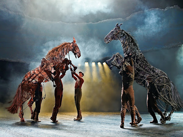 War Horse (UK Tour), Bristol Hippodrome | Review