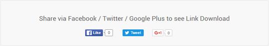 share-facebook-twiiter-google+to-unlock-widget