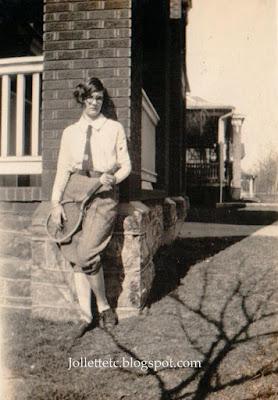 Bernice Marshall Jenkins Giles 1925 https://jollettetc.blogspot.com