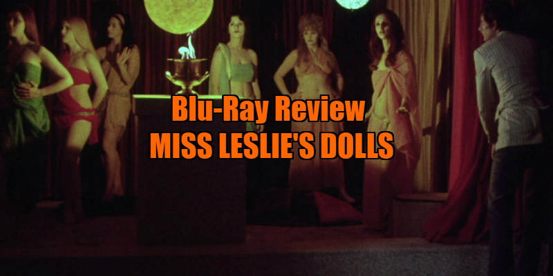 MISS LESLIE'S DOLLS review