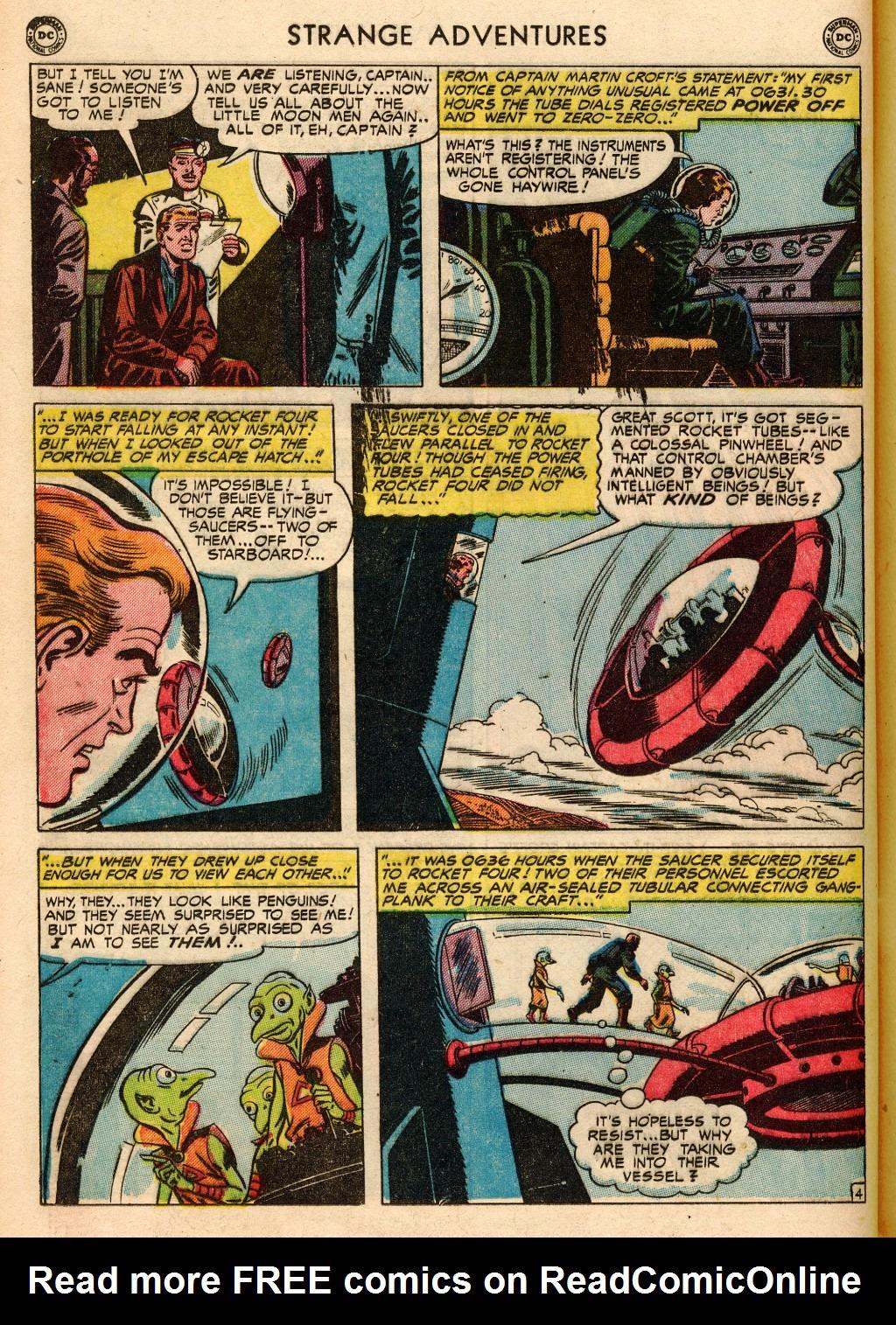 Strange Adventures (1950) issue 2 - Page 16