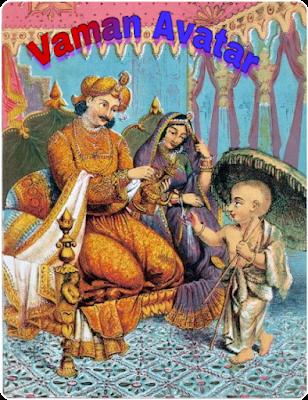 All avatars of vishnu.