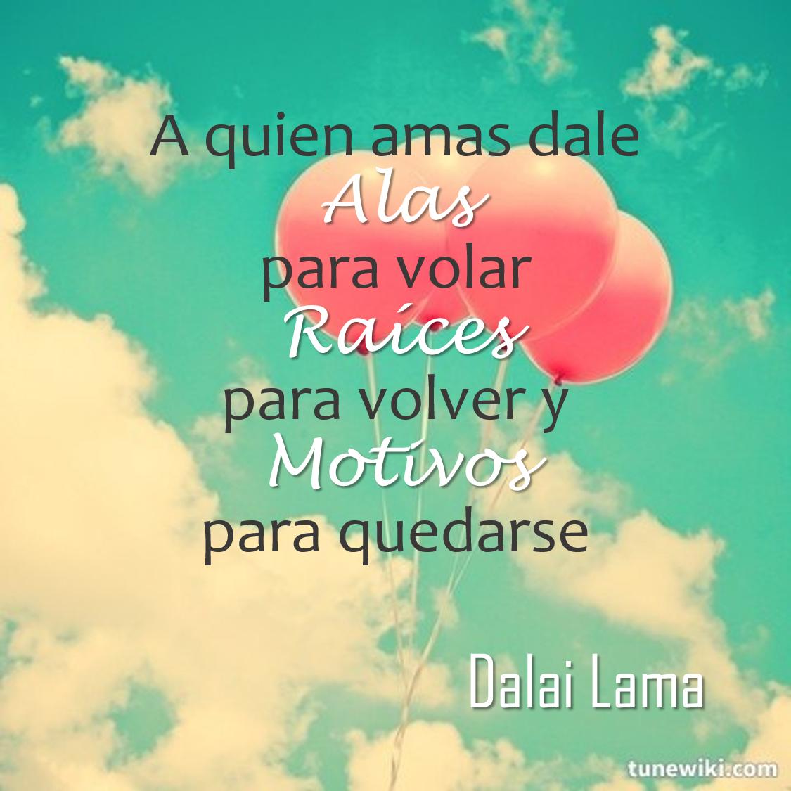 Lecciones Para Amar Frase Del Dalai Lama Sobre El Amor