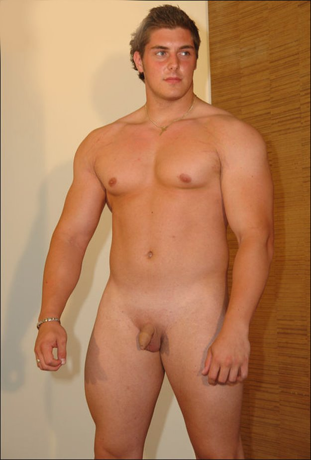 Amateur of naked male college guys 9