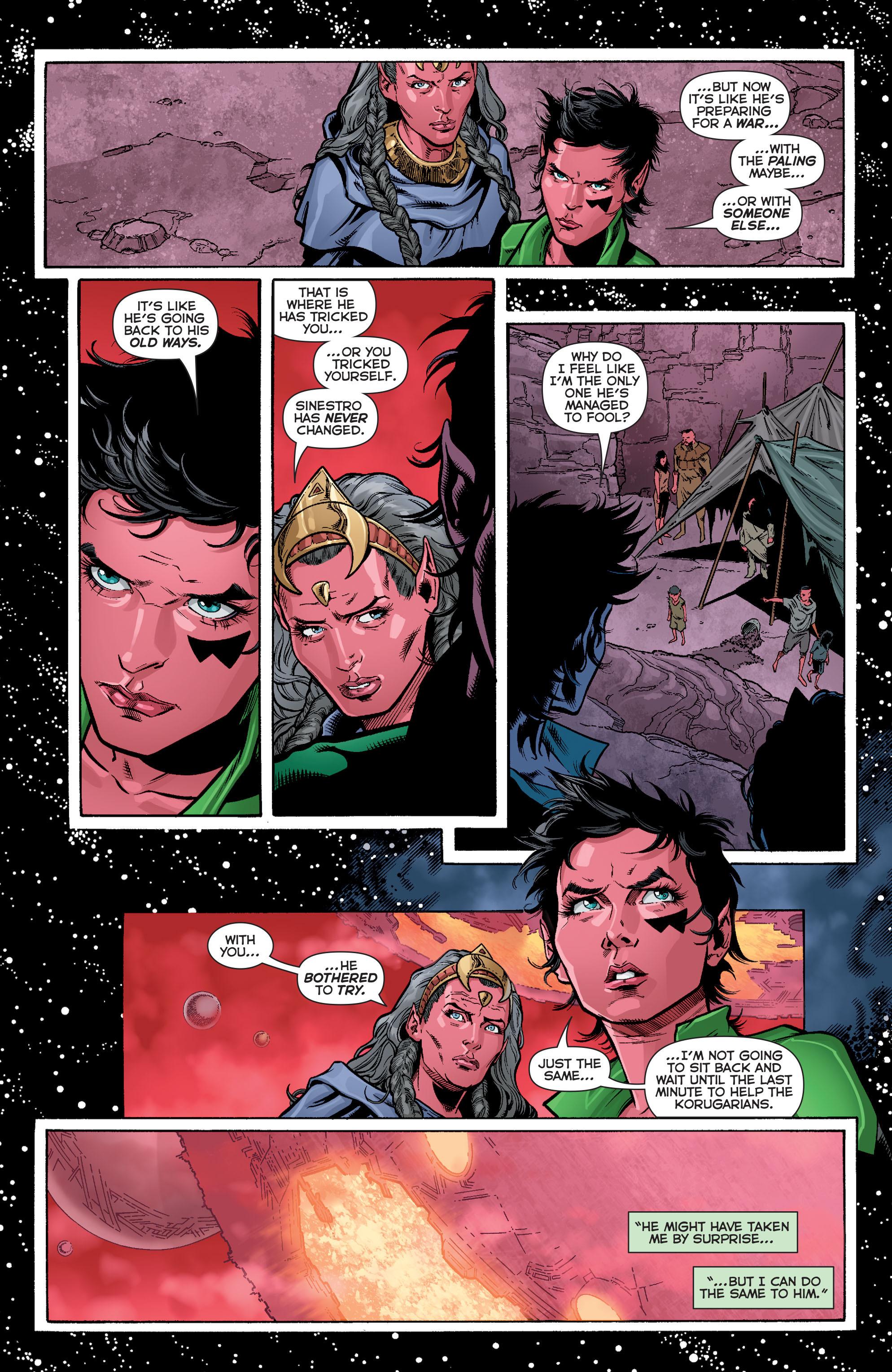 Read online Sinestro comic -  Issue #12 - 10