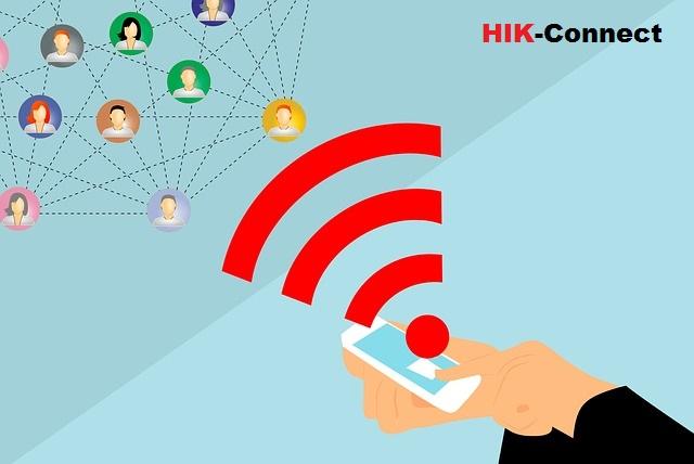 Cara share device perangkat Hikvision di HIK-Connect