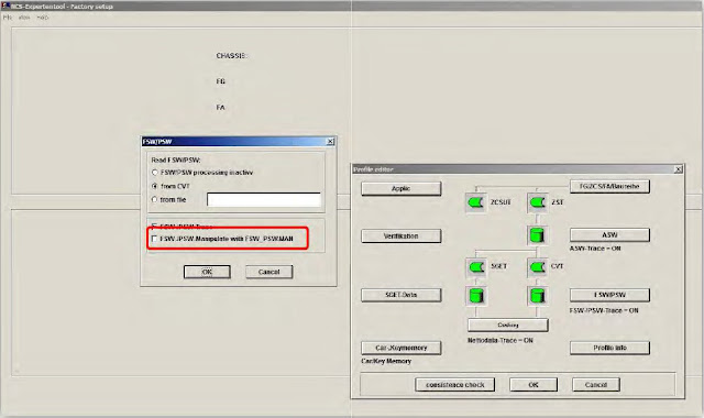 How to do factory setting coding for bmw ECUs - BMW 3-Series