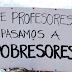 Profesores mal pagados y educación de calidad, ¿es posible?