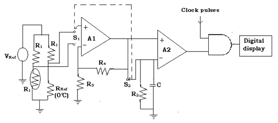 using a fet as a voltage controlled resistor