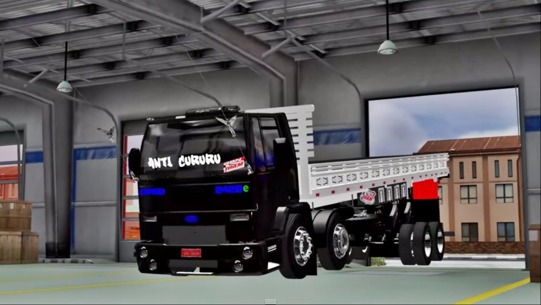 Caminhão - Ford Cargo 2428 + Gardenal Para V.1.19.X By ...