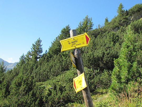 Kierunek na Wichren.