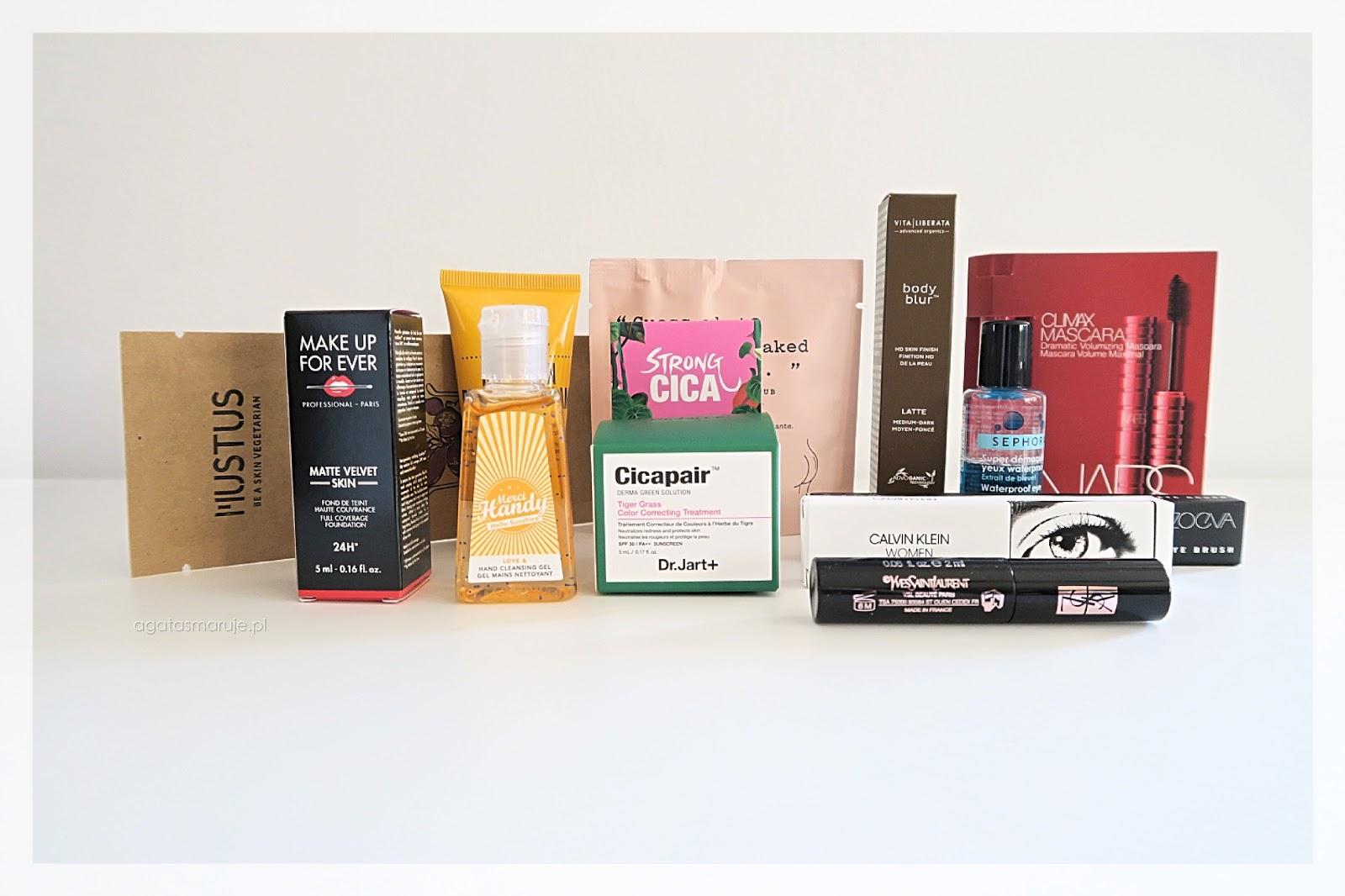 Sephora Box, jesień 2018