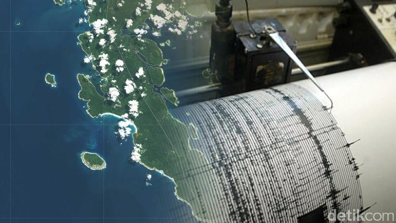[Breaking News] Gempa Bumi Mengguncang Medan Hari Ini 23 Oktober 2016