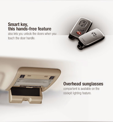 smart key land cruiser