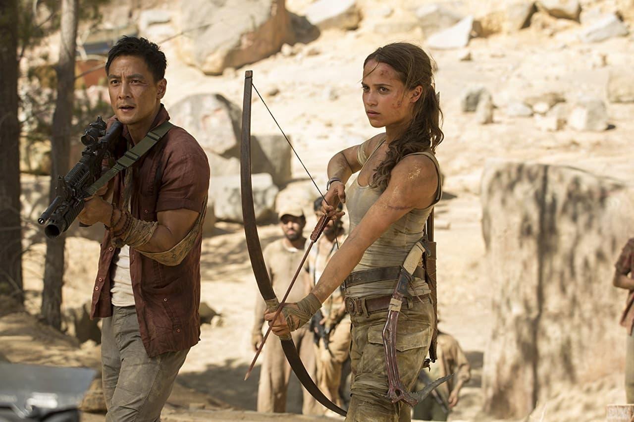 Tomb Raider Лара Крофт, Tomb Raider, Tomb Raider 2018, Лара Крофт, Lara Croft, Обзор, Рецензия, Мнение, Отзыв, Review