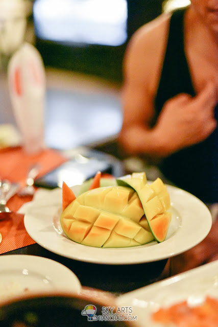 Dining at The Taaras Redang Beach Spa Resort - Buffet breakfast dinner and a la carte the beach brasserie