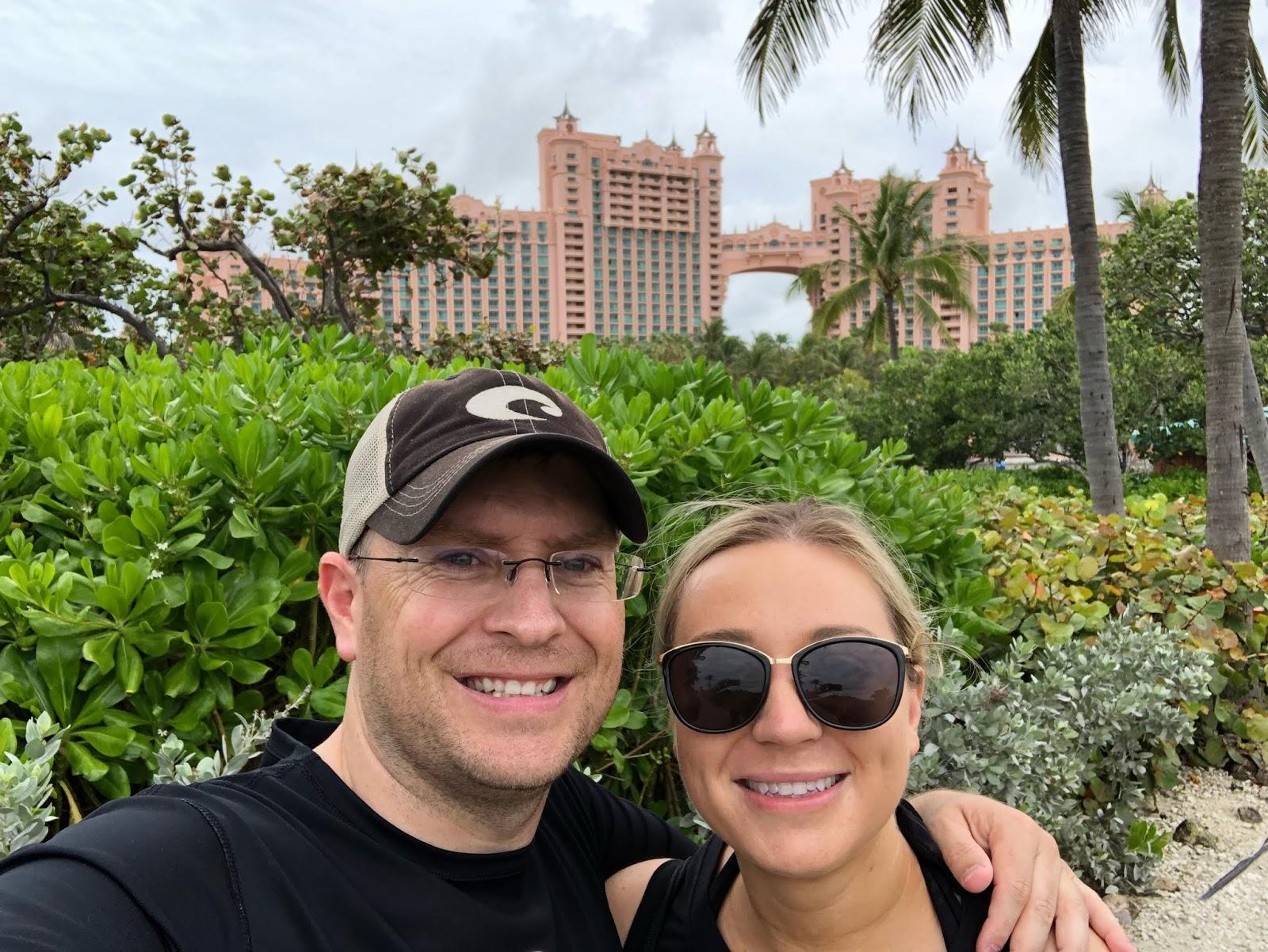 f4ee88d8117 Enjoying Atlantis Resort in the Bahamas.