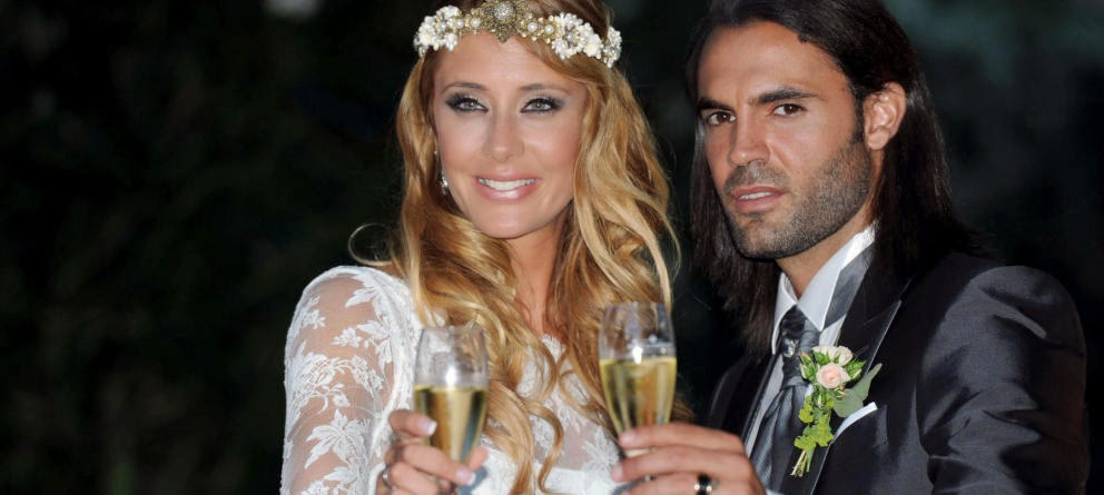 Red Carpet Wedding: Red Carpet Wedding: Elisabeth Reyes and Sergio Sánchez
