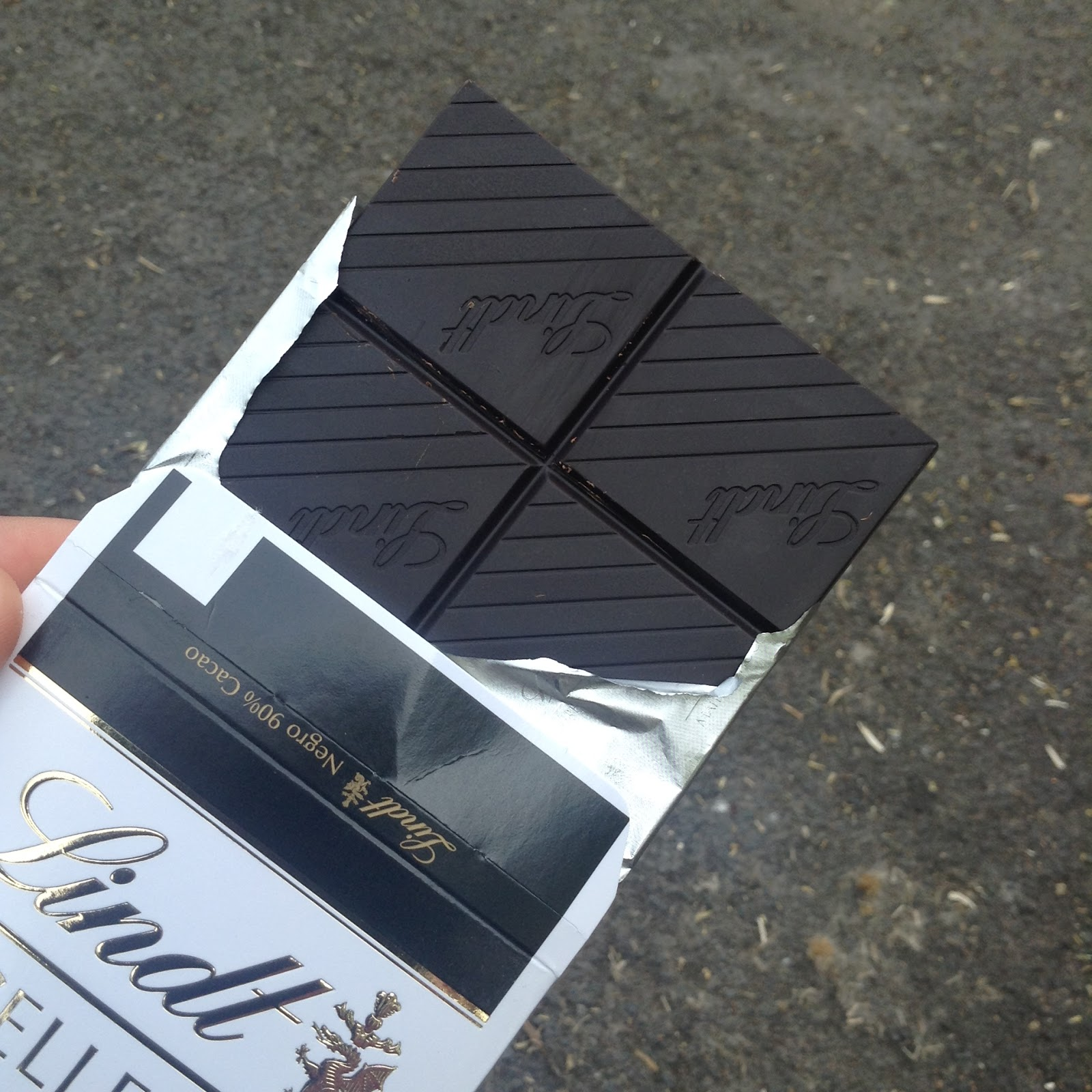 Lindt Excellence 90 Cocoa Supreme Dark Chocolate Review