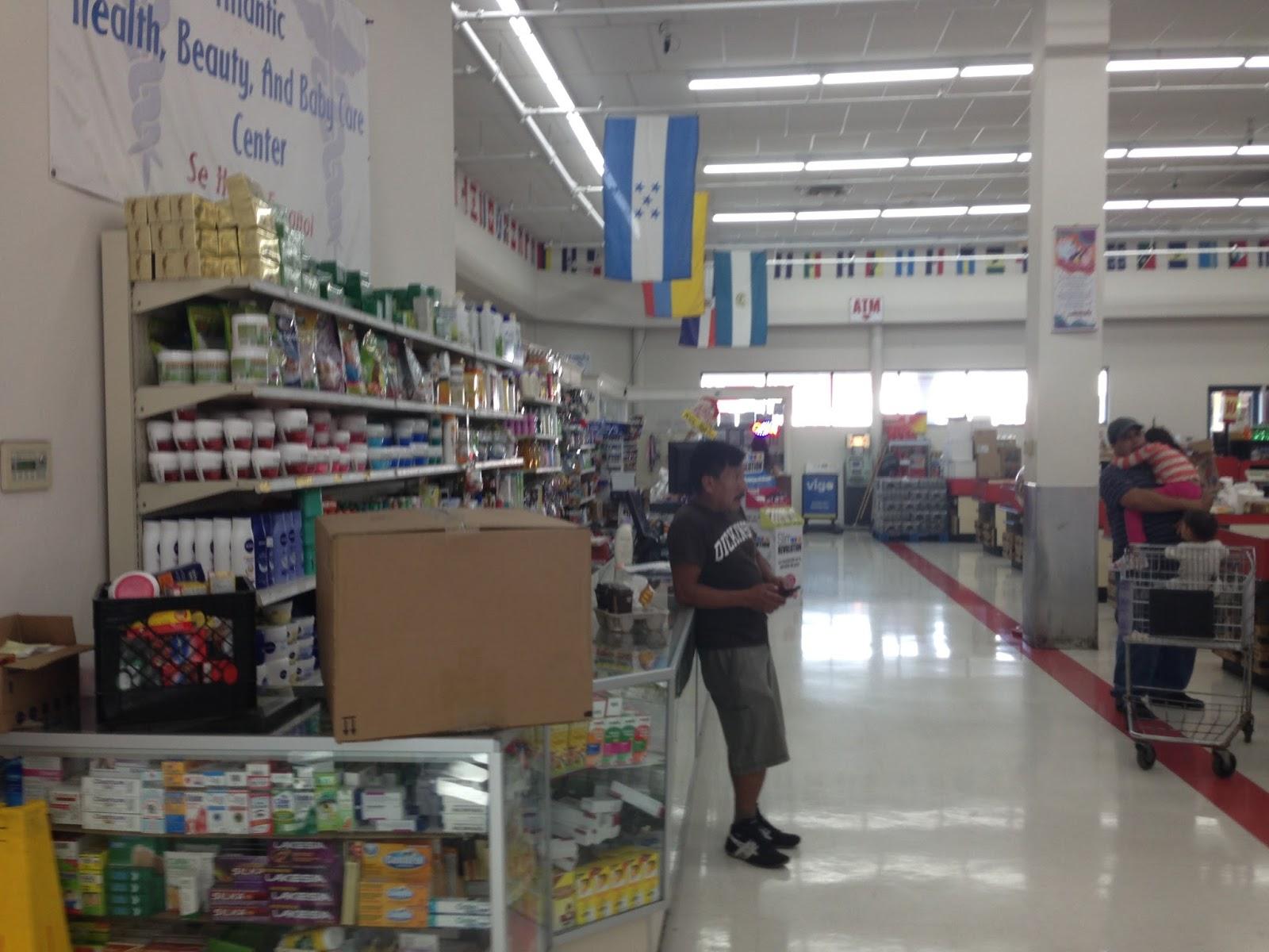 The Market Report: Atlantic Supermarket - Hyattsville, MD