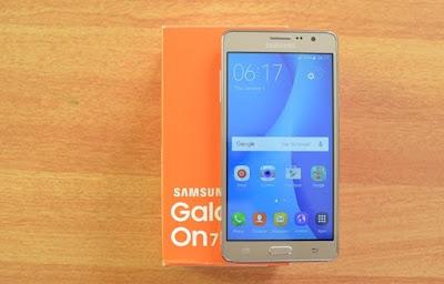 Spesifikasi Samsung Galaxy On7 yang Harganya Turun Drastis di 2018