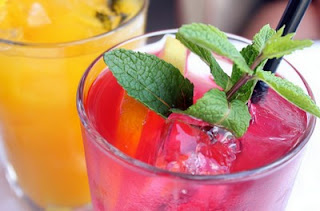Resep Es Fruit Cocktail