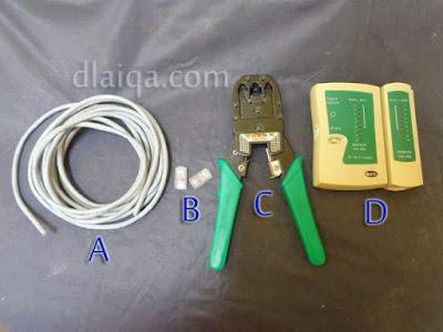 bahan dan peralatan
