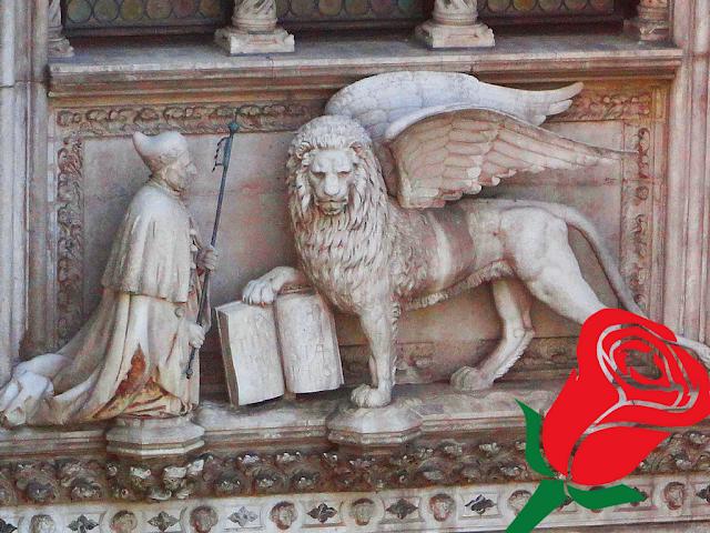 Srdceryvný příběh Romea a Julie v Benátkách, Benátky průvodce, co vidět v Benátkách, historie benátek, benátky památky, Svatý Marek, Bocolo,