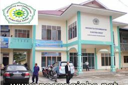 Lowongan Kerja Universitas Muhammadiyah Sumatera Barat Tahun 2018