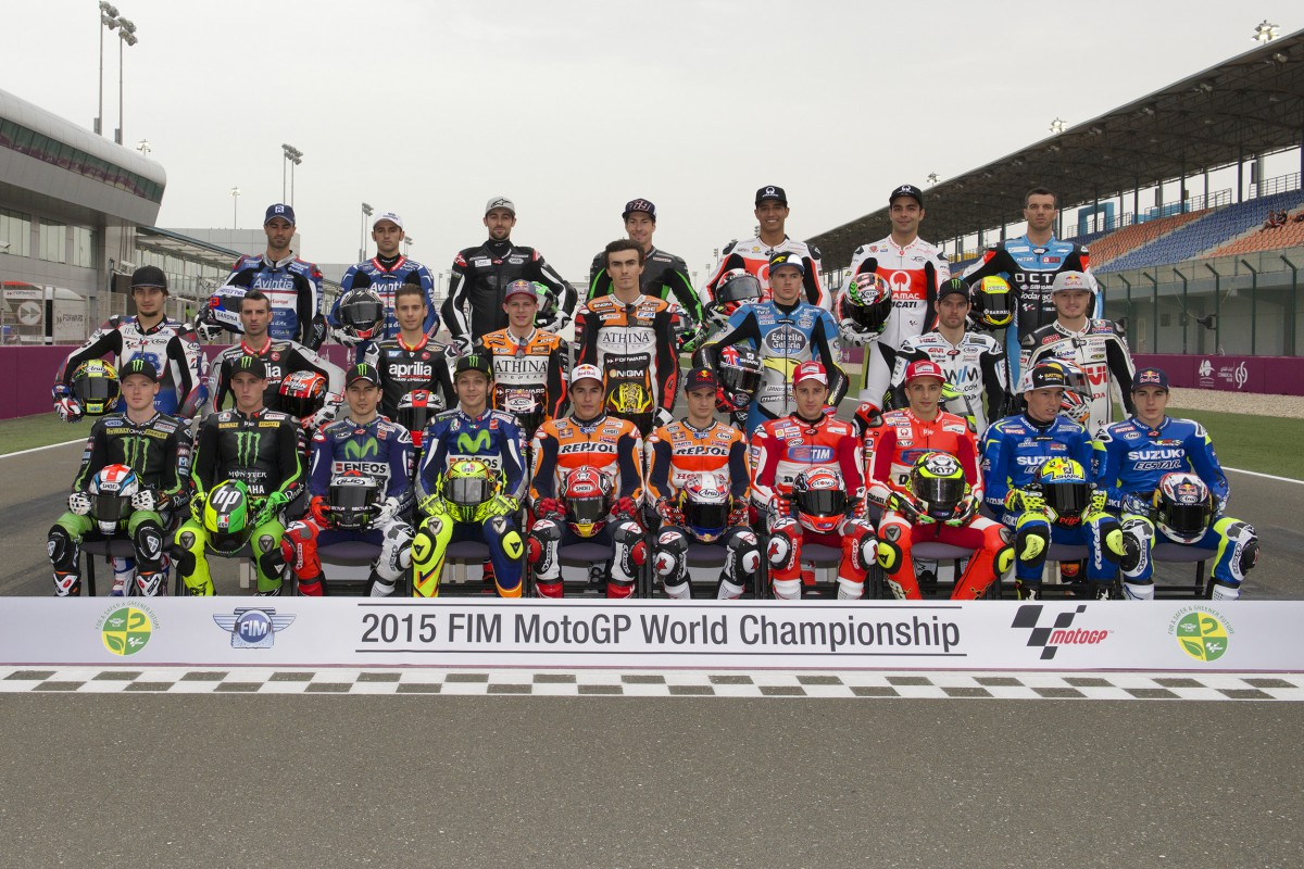Vidoe Race MotoGp 2015 ~ Rolling GP