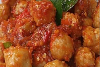 Resep Bakso Mercon Kuah Kental, Simple & Anti Gagal