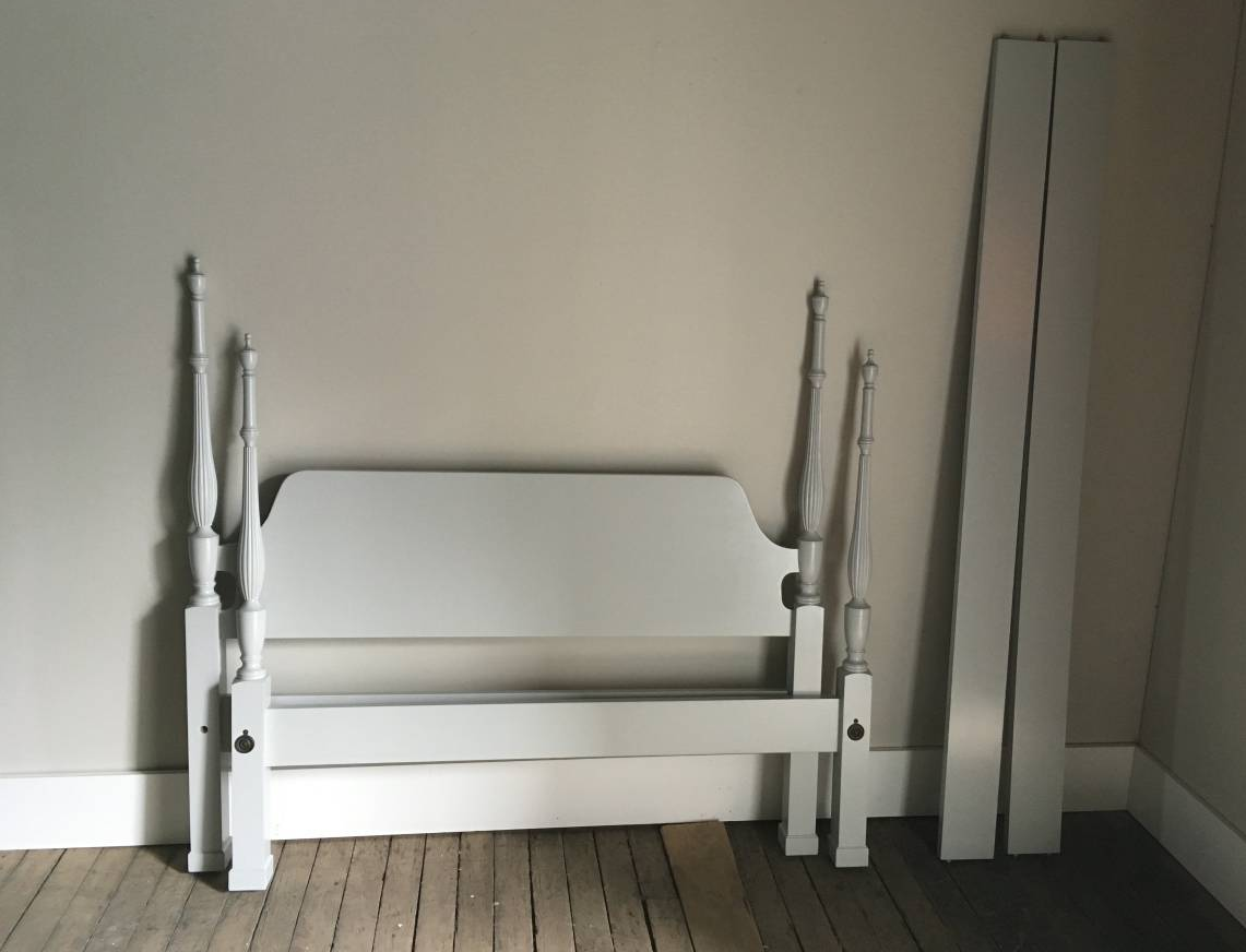 Blue Lamb Furnishings : 4-Poster Full/Double Bed Frame