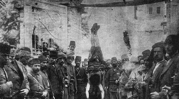 Πώς η Deutsche Bank χρηματοδότησε την Γενοκτονία των Ελλήνων του Πόντου!
