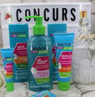 Castiga un set produse cosmetice Gerovital Stop Acnee