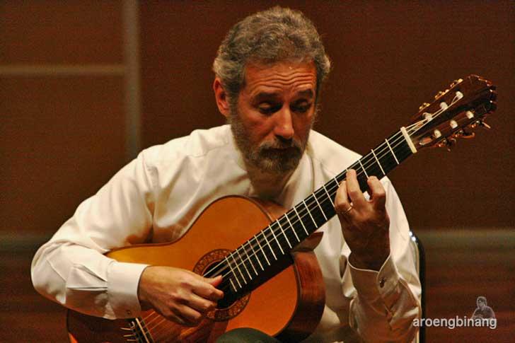 sergio assad guitar duo jakarta