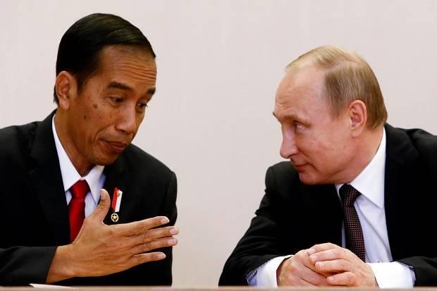 Indonesia dan Rusia Sepakat Perkuat Kerjasama Pertahanan