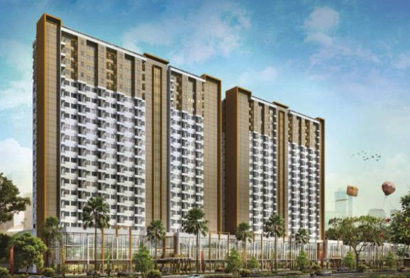 Apartemen Metropolitan Park Bekasi