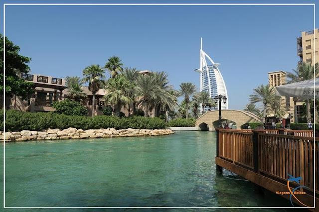 Souk Madinat Jumeirah em Dubai