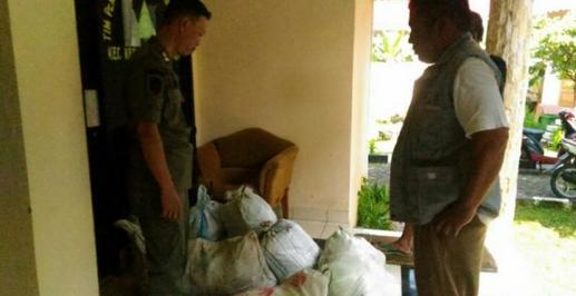Panitia Pengawas (Panwas) Pemilihan Kabupaten Seribu, Opik membenarkan kejadian itu