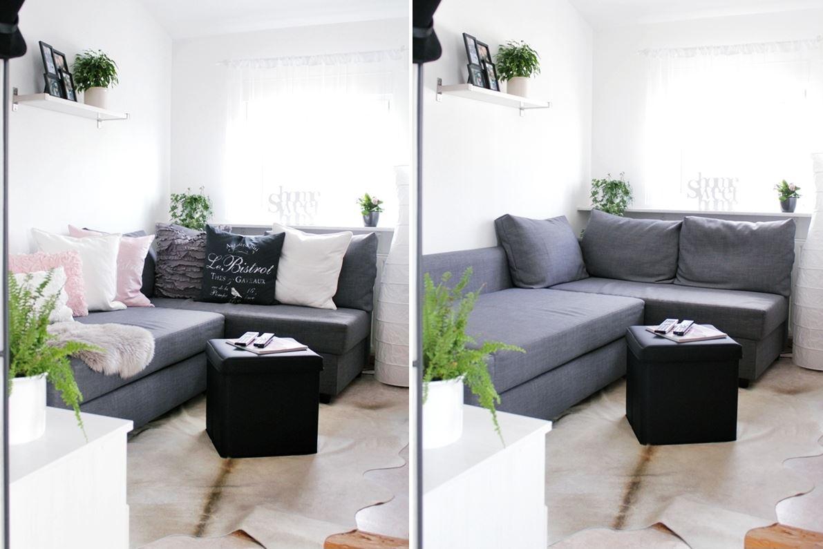 laminat in fliesenoptik bauhaus in grau. Black Bedroom Furniture Sets. Home Design Ideas