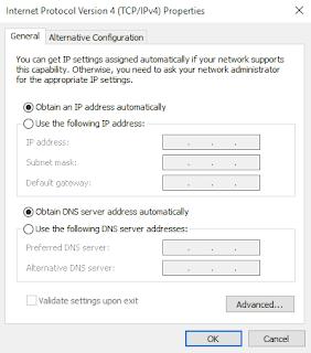 Instalasi dan konfigurasi DHCP server pada Linux
