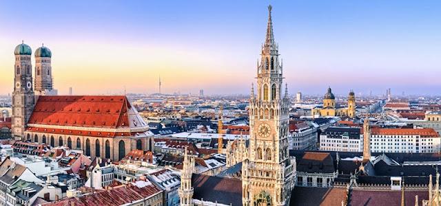 Roteiro de um dia em Munique