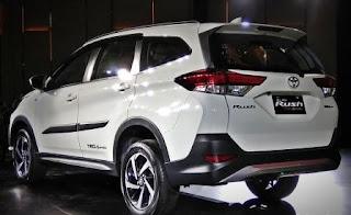 Đèn Led sau Toyota Rush