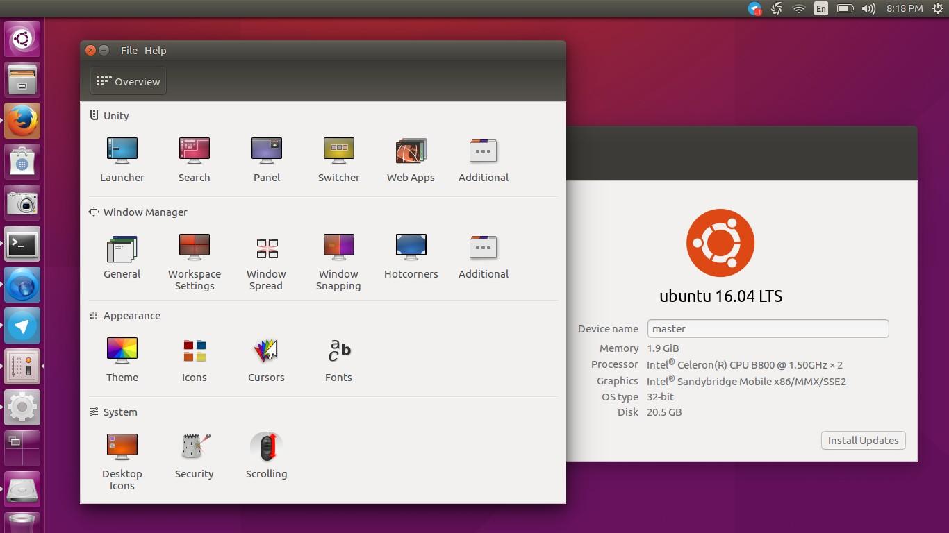Ubuntu Buzz !: What To Do After Installing Ubuntu 16 04