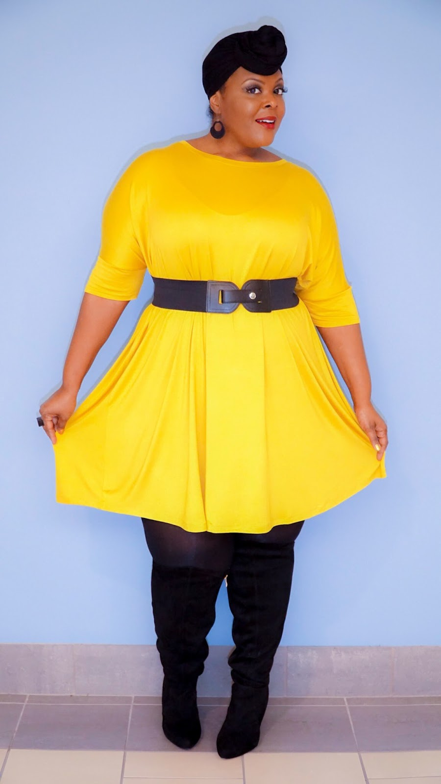 asos yellow dress, asos mustard dress, plus size yellow dress