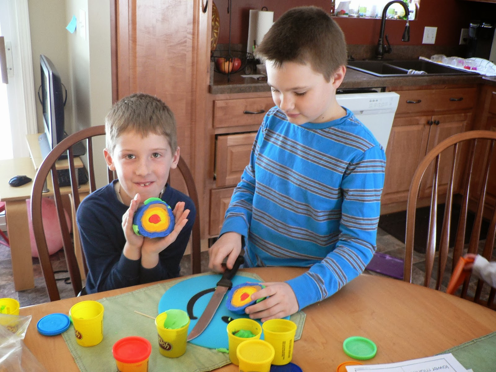 Schooling At Home Happenings February