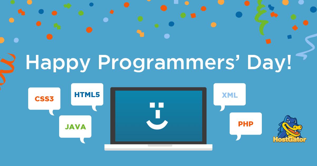 Todo lo que debes saber sobre el día del programador