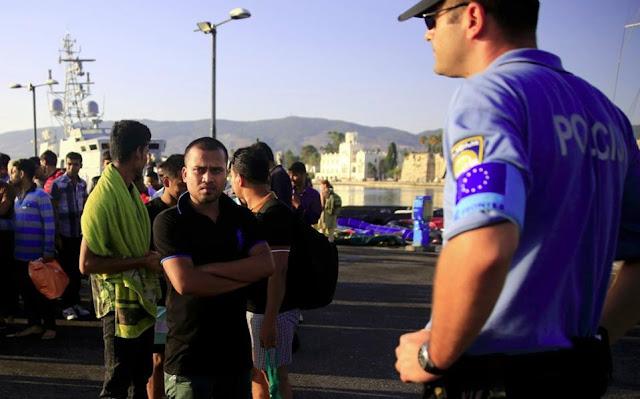 600 θέσεις στον Οργανισμό της Ευρωπαϊκής Συνοριοφυλακής και Ακτοφυλακής (Frontex)